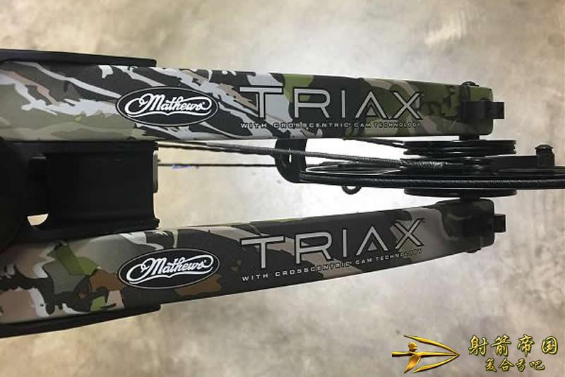 马修斯三角洲复合弓Mathews Triax